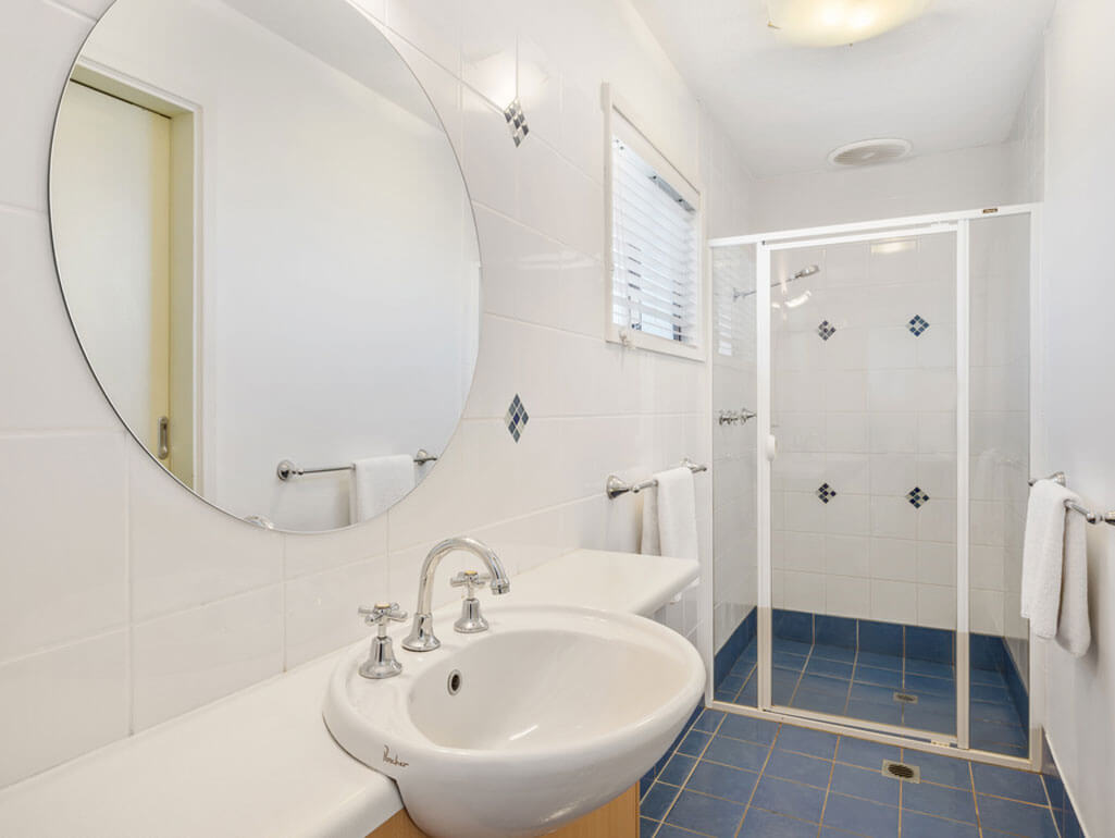 Family-Suite-bathroom | Quality Resort Siesta Albury