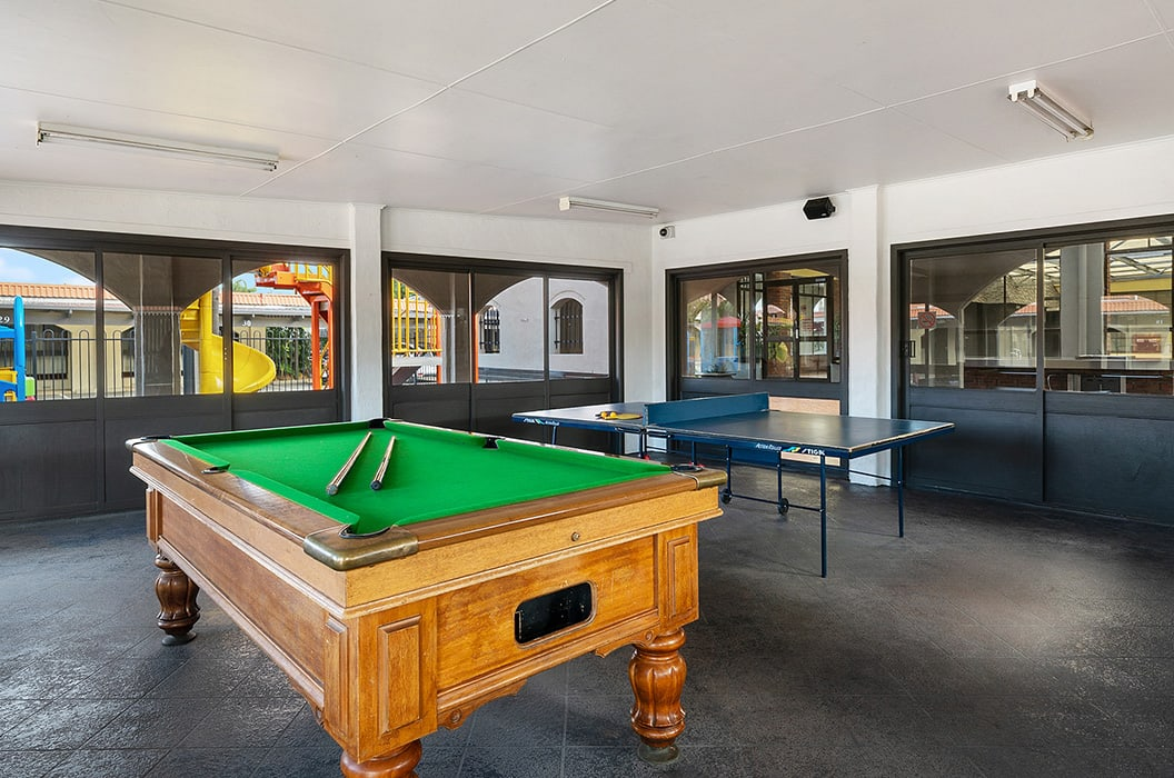 accommodation-albury-siesta-resort-games-room2 | Quality Resort Siesta Albury
